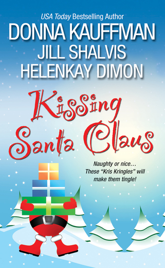 Kissing Santa Claus - cover