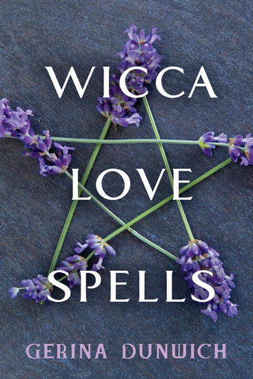Wicca Love Spells - cover