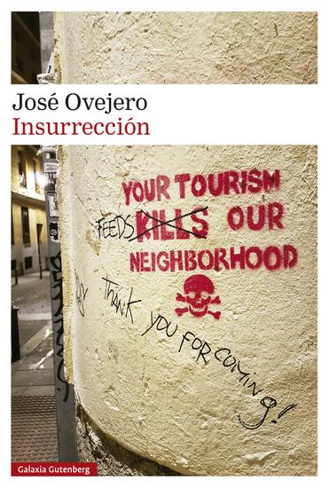Insurrección - cover