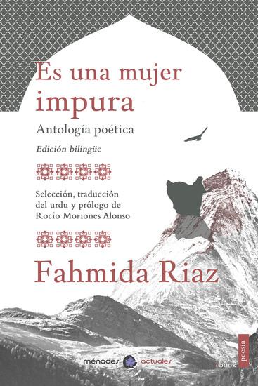Es una mujer impura - Antología poética - cover