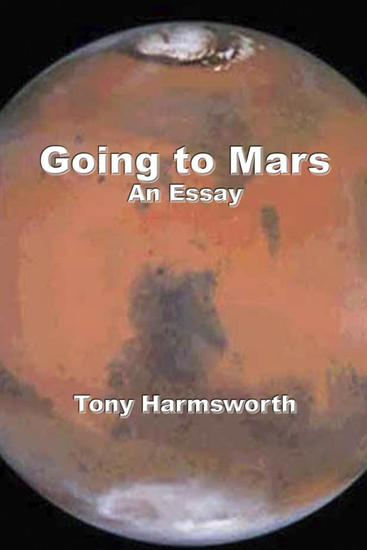 Going To Mars - cover