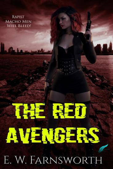 The Red Avengers - cover
