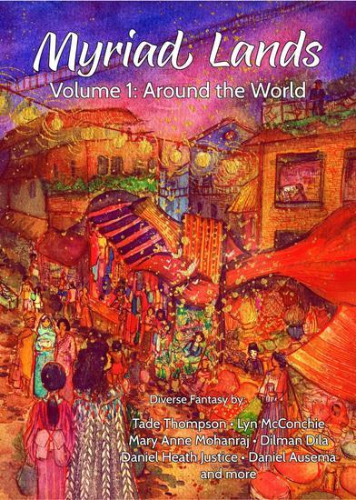 Myriad Lands: Vol 1 Around the World - Myriad Lands #1 - cover