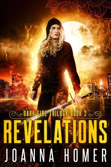 Revelations - Dark Fire Trilogy #2 - cover