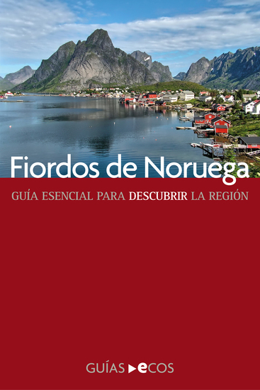 Fiordos de Noruega - Edición 2019 - cover