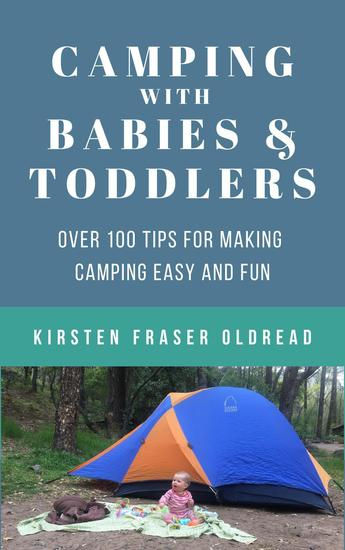 Camping with Babies and Toddlers - cover