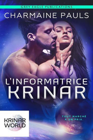 L'Informatrice Krinar - cover