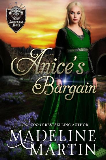 Anice's Bargain - Borderland Ladies #3 - cover