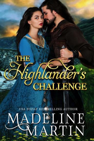 The Highlander's Challenge - cover