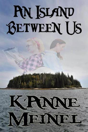 An Island Between Us - cover