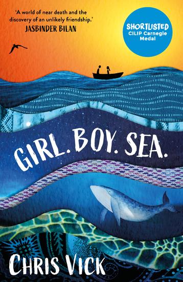 Girl Boy Sea - cover