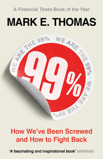 99% - Mass Impoverishment and How We Can End It - cover