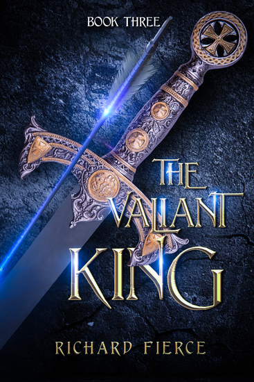 The Valiant King - cover