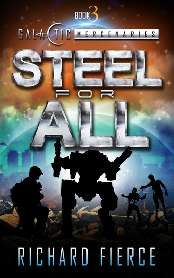Steel for All - cover