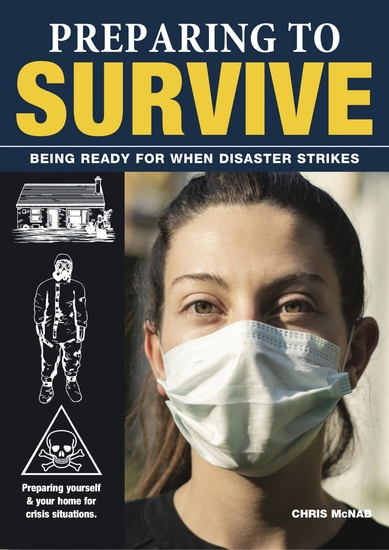 Preparing to Survive - Being ready for when disaster strikes - cover