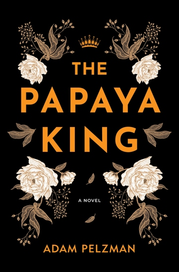 The Papaya King - cover
