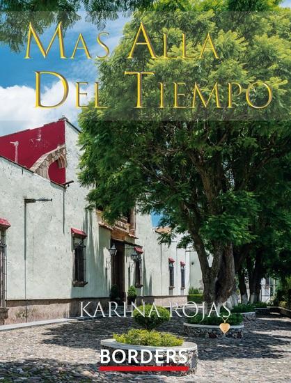 Más allá del tiempo - cover