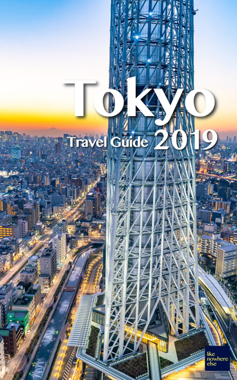 Tokyo Travel Guide 2019 - Everything you need is in your mobile - cover