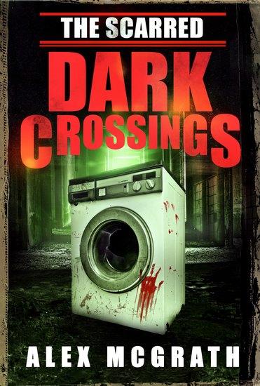 The Scarred - Dark Crossings - cover