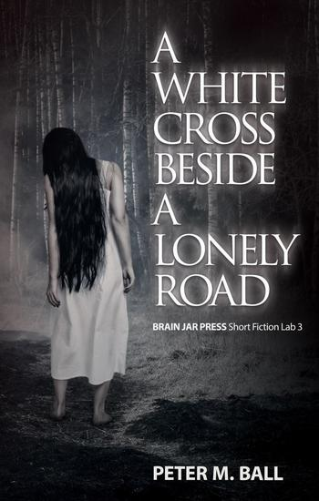 A White Cross Beside A Lonely Road - Brain Jar Press Short Fiction Lab #3 - cover