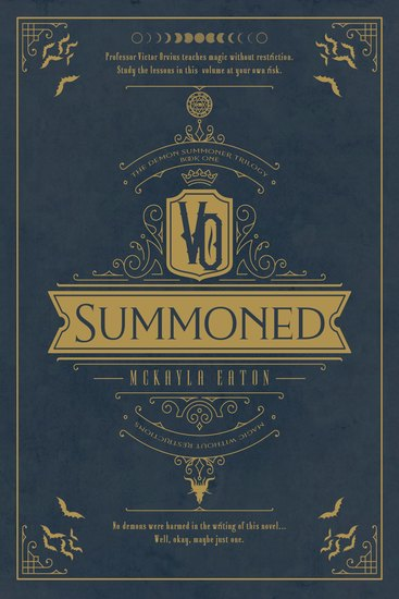 Summoned - cover