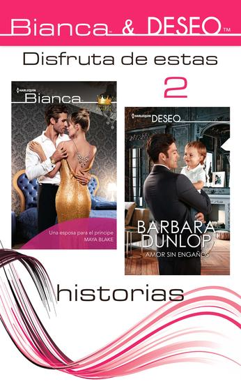 E-Pack Bianca y Deseo julio 2019 - cover