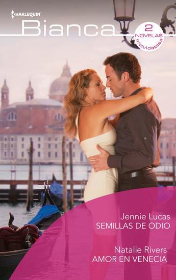 Semillas de odio - Amor en venecia - cover