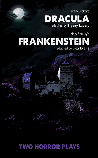 Dracula and Frankenstein: Two Horror Plays - cover