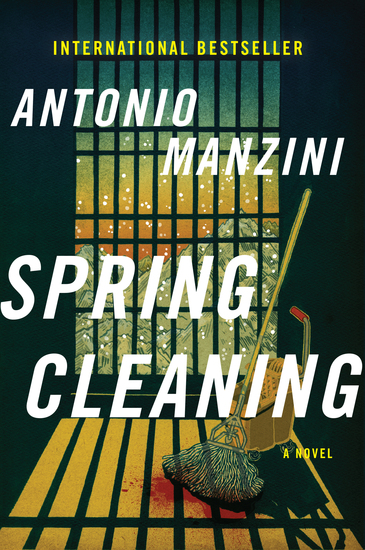 Spring Cleaning - A Novel - cover