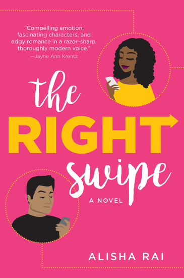 The Right Swipe - A Novel - cover