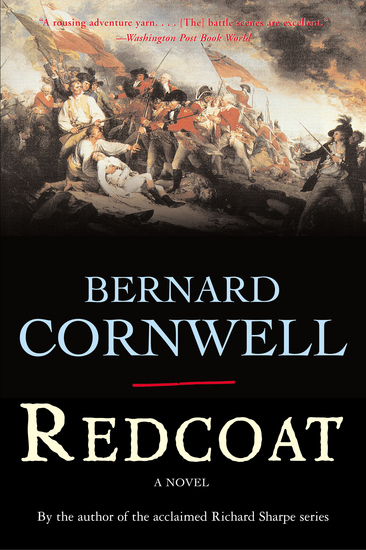 Redcoat - cover