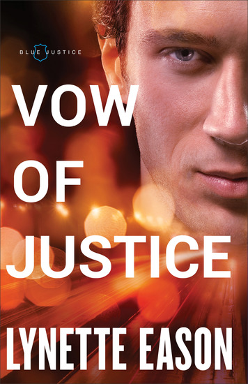 Vow of Justice (Blue Justice Book #4) - cover