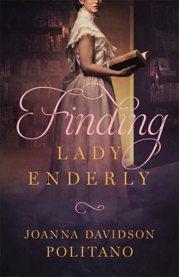 Finding Lady Enderly - cover