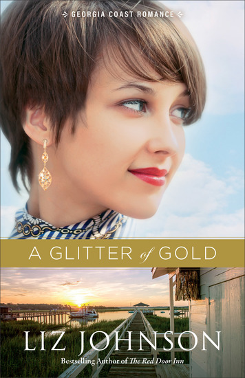A Glitter of Gold (Georgia Coast Romance Book #2) - cover