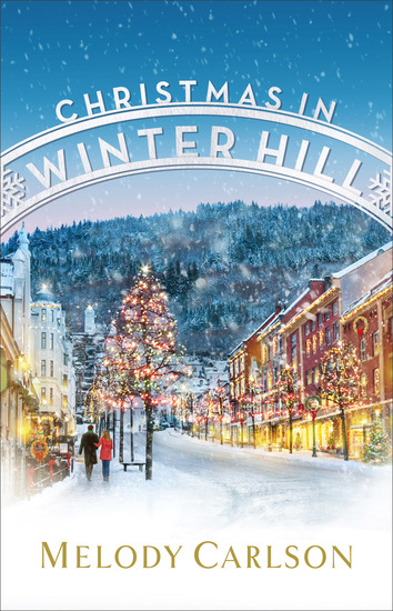 Christmas in Winter Hill - cover