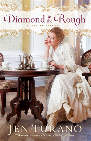 Diamond in the Rough (American Heiresses Book #2) - cover