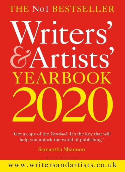 Writers' & Artists' Yearbook 2020 - cover