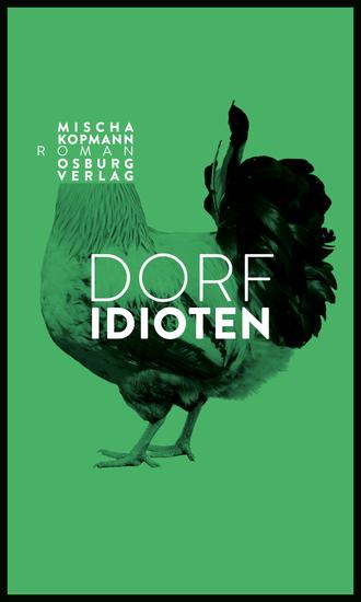 Dorfidioten - cover