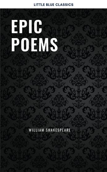 Epic Poems - cover
