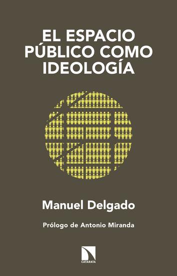 El espacio público como ideología - cover