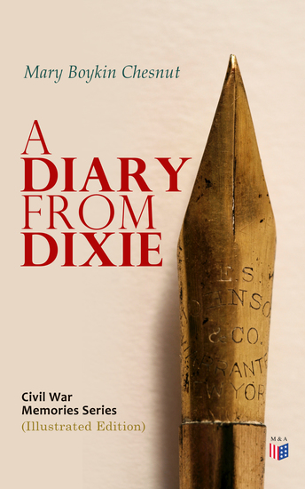 A Diary From Dixie - Civil War Memories Series - cover