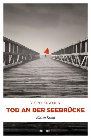 Tod an der Seebrücke - Küsten Krimi - cover