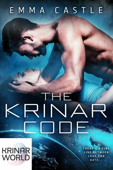 The Krinar Code - A Krinar World Novel - cover