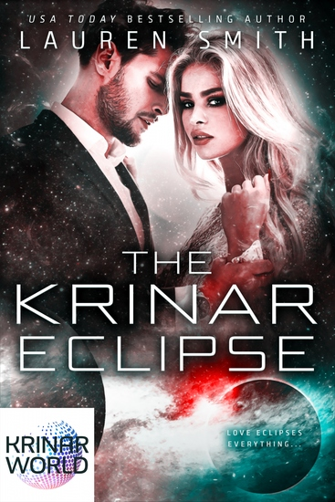 The Krinar Eclipse - A Krinar World Novel - cover