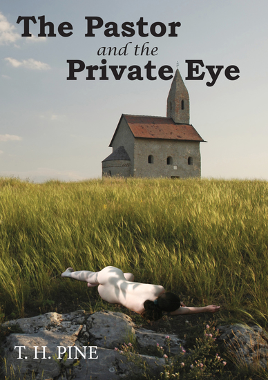 The Pastor and the Private Eye - cover