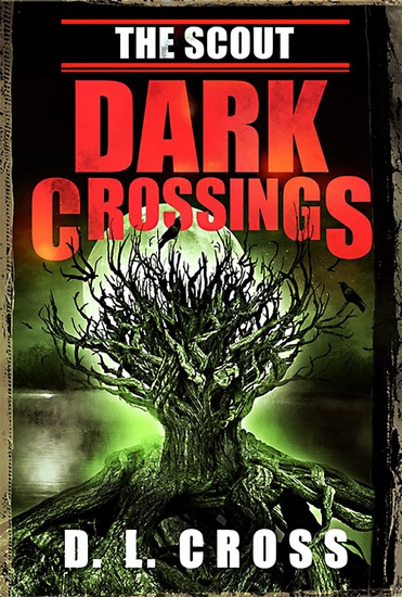 The Scout - Dark Crossings - cover