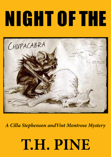 Night of the Chupacabra - cover