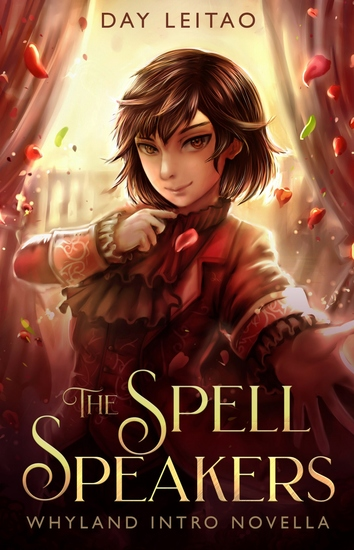 The Spell Speakers - A Whyland Intro Novella - cover
