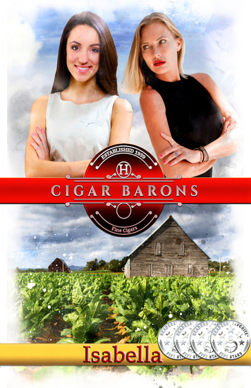 Cigar Barons - Blood isn't thicker than water - it's war! - cover