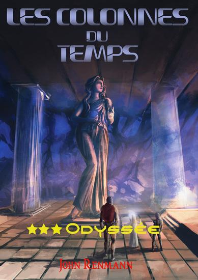 Odyssée - cover